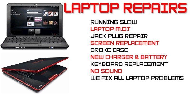 Sửa laptop quận 6