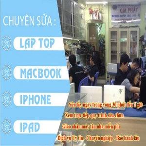 Sửa Macbook đường Lê Văn Sỹ