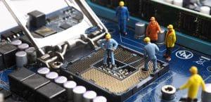 Vệ sinh máy tính phòng net huyện Hóc Môn