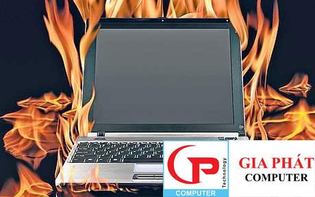 Kiểm tra laptop quá nóng