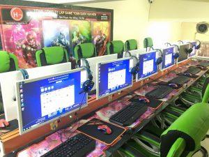 Vệ sinh máy tính phòng net quận 1