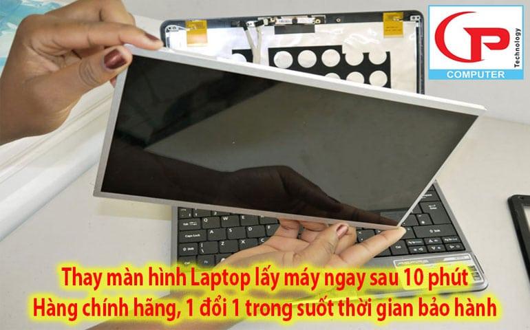 Sửa laptop đường Lê Văn Sỹ