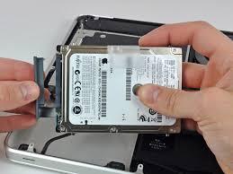Sửa ổ cứng macbook pro