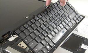 Thay bàn phím laptop quận 2