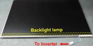 Thay đèn màn hình laptop