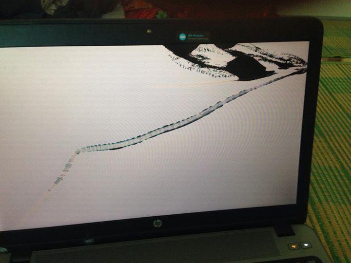 Thay màn hình laptop đường cao thắng