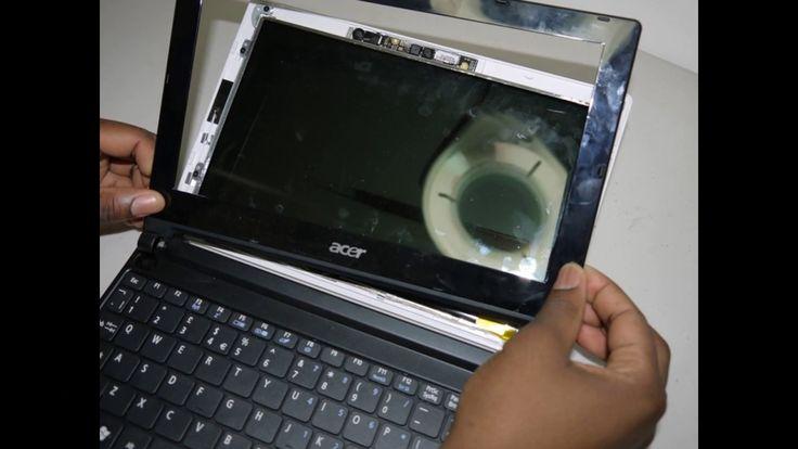 Thay màn hình laptop đường phổ quang