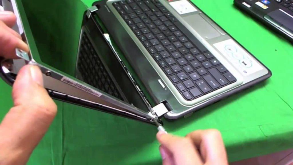 Thay màn hình laptop đường trường sơn