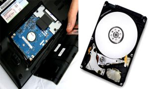 Thay ổ cứng laptop Quận 5