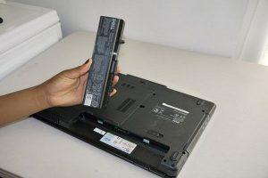 Thay pin laptop quận 3