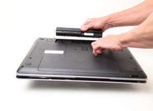 Thay pin laptop quận 4