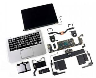 Thay thế linh kiện macbook
