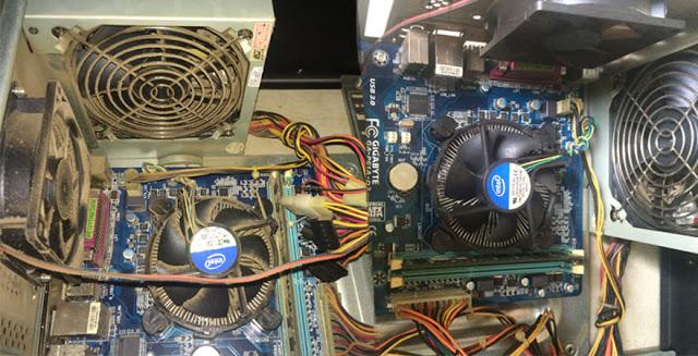 Vệ sinh máy tính phòng net quận phú nhuận