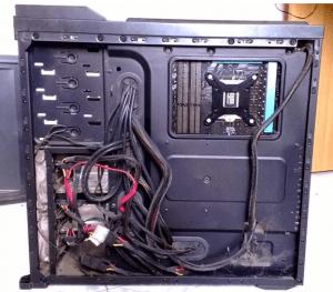 Vệ sinh máy tính phòng net quận 2