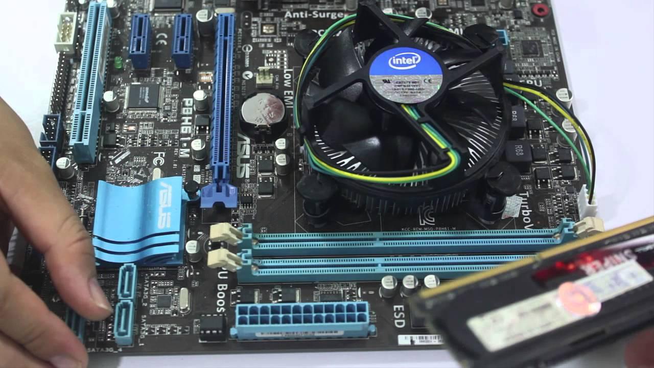 Sửa máy tính bàn huyện Bình Chánh