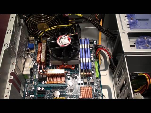 Sửa máy tính bàn quận Gò Vấp