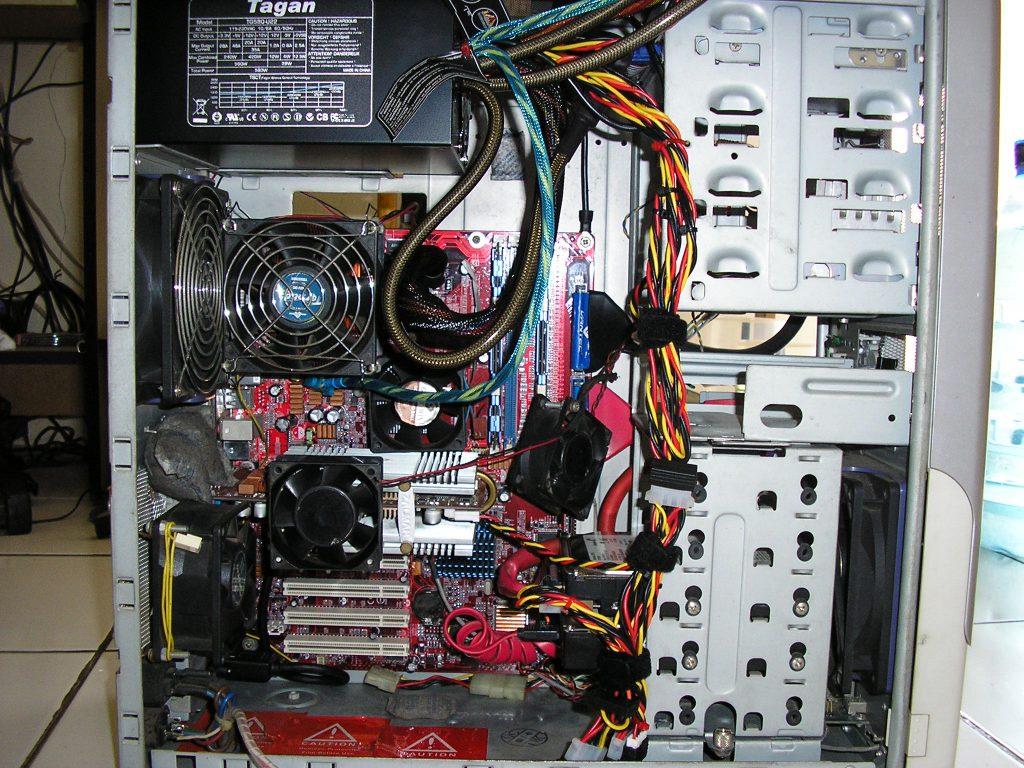 Sửa máy tính bàn tận nhà quận Thủ Đức