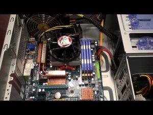 Sửa máy tính bàn tận nhà quận Gò Vấp