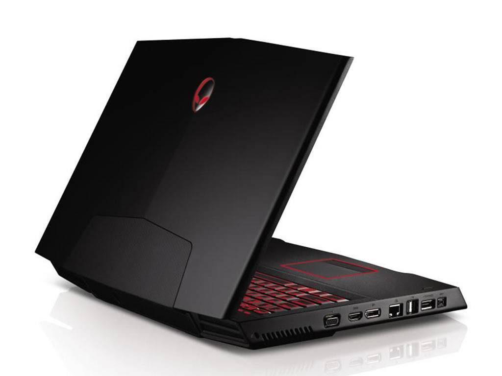 Thay màn hình laptop dell alienware