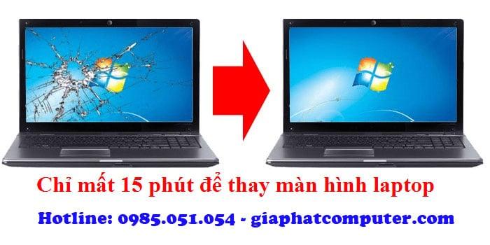 Thay màn hình laptop lấy ngay tại Gia Phát Computer