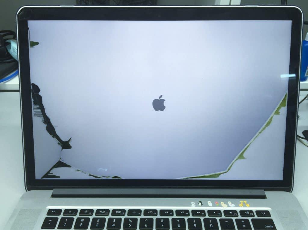 Thay màn hình macbook đường trường sa