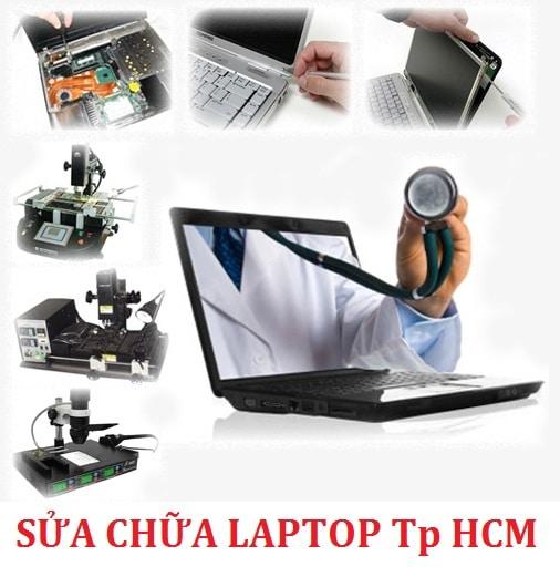 Sửa laptop Tp HCM