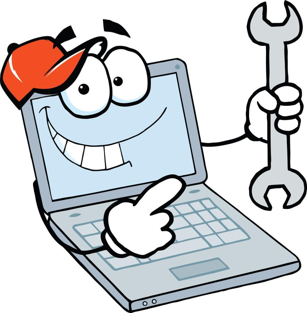 Cửa hàng sửa chữa máy tính