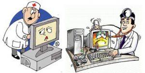 Sửa chữa cài đặt máy tính
